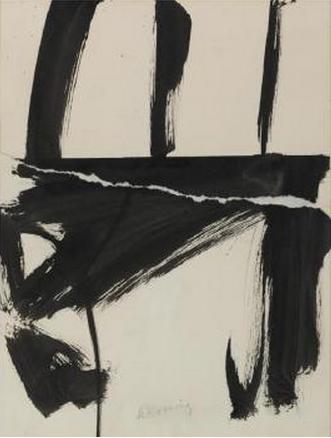 Willem de Kooning-Untitled Landscape-1960