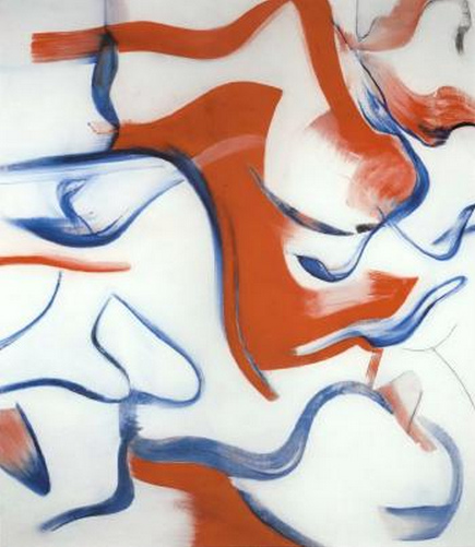 Willem de Kooning-Untitled XVII-1982