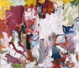 Willem de Kooning-Untitled XXV-1977