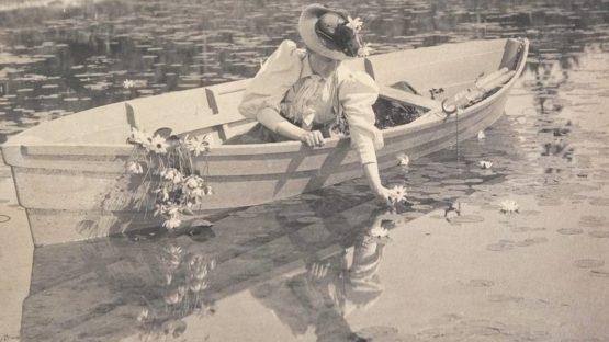 William B. Post - Summer Days (detail)
