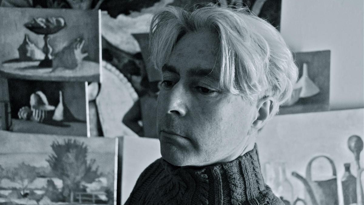 William Balthazar Rose - portrait