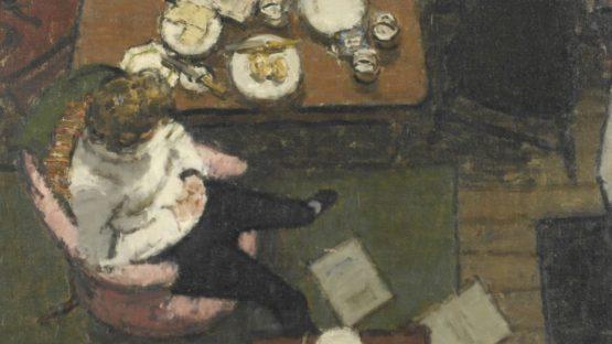 William Brooker - Untitled - Image via tennants