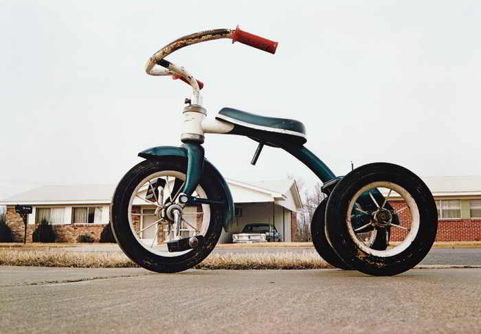William Eggleston-Memphis-1970