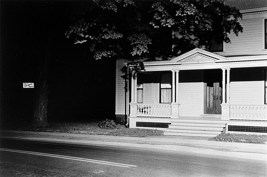William Gedney - Coxsackie, NY, 1972
