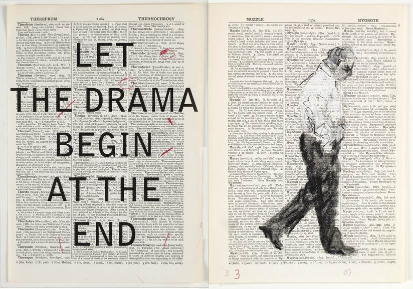 William Kentridge - Second Hand Reading