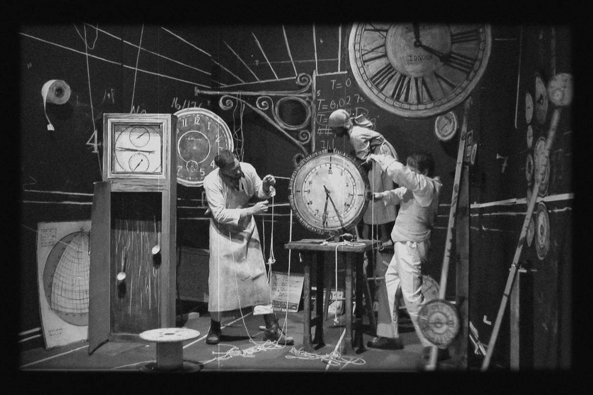 William Kentridge - The Refusal of Time