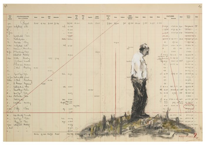 William Kentridge-Untitled-2015