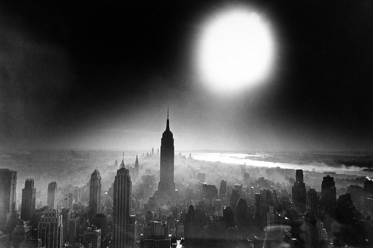 William Klein - Atom Bomb Sky