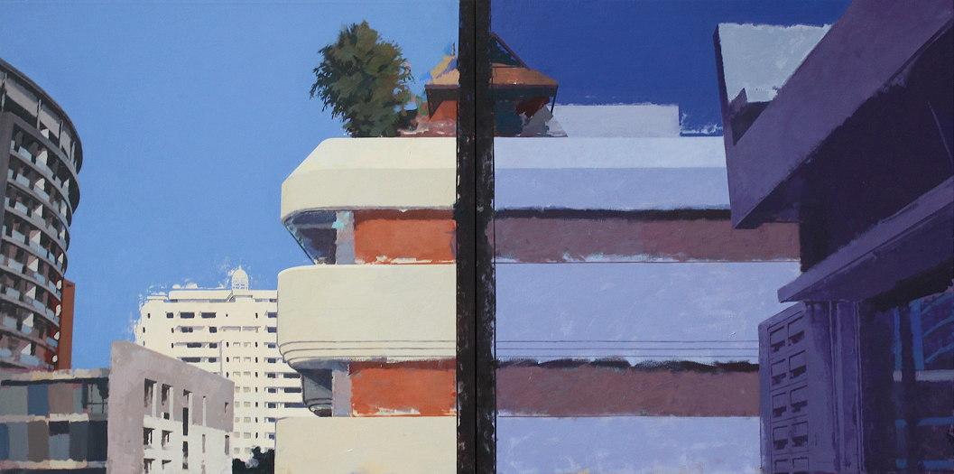 William Klose-Bedroom Window-2012