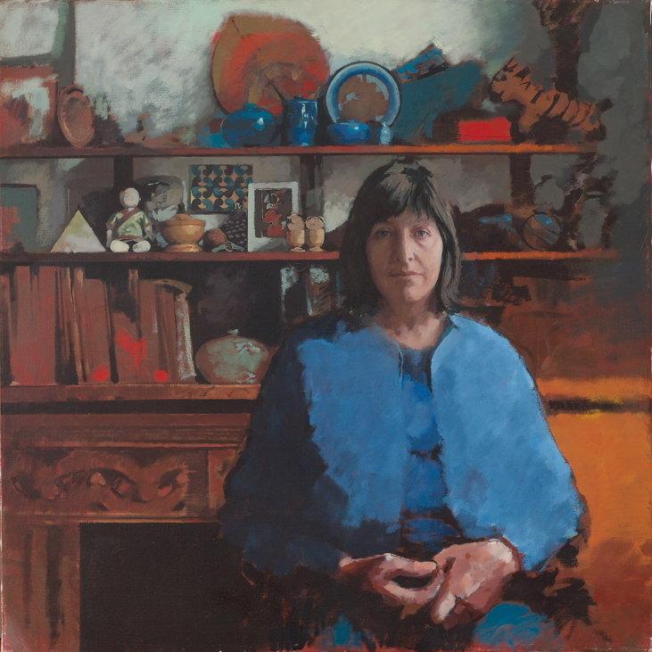 William Klose-Portrait of Mum-2001