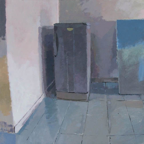 William Klose-Studio Fridge-2010
