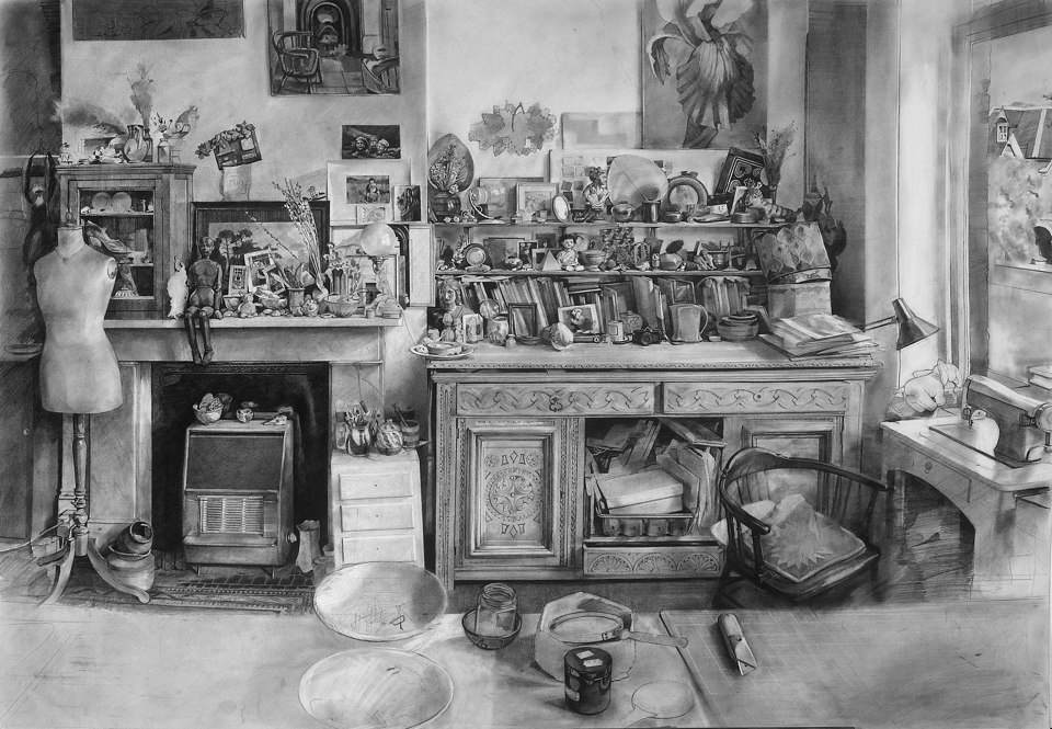 William Klose-The Workroom-2007