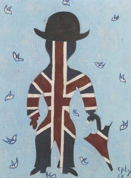 William Copley-British Gentleman-1958