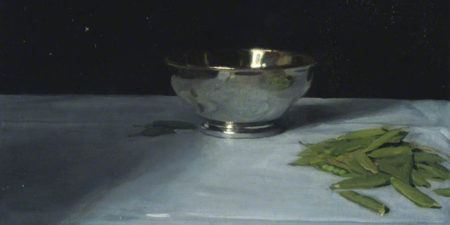 William Nicholson - The Lustre Bowl (detail), 1911