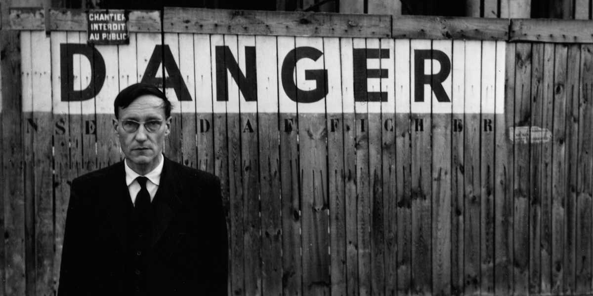 Biography of William S Burroughs   Widewalls