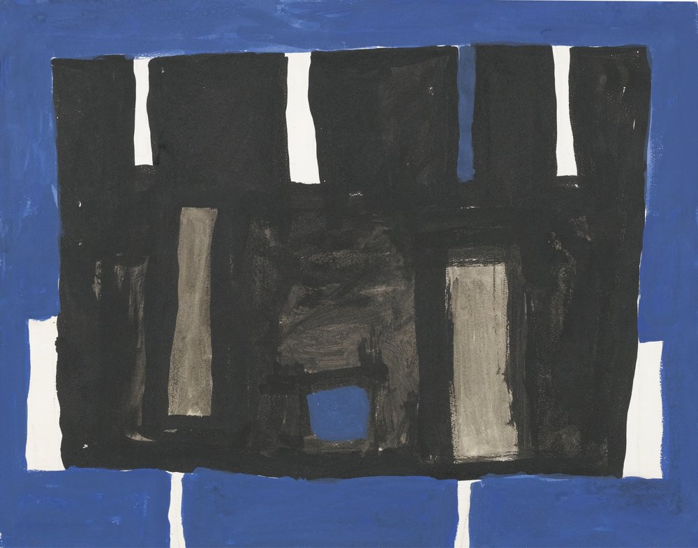 William Scott-Untitled-1952