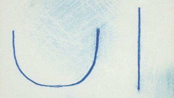 William Scott - Untitled, 1974 (detail)