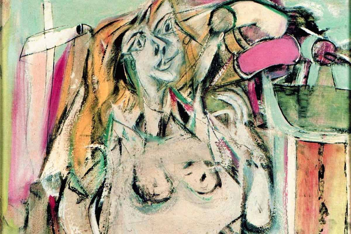 Abstract Portraits - Reconciling the Figurative and its Opposite