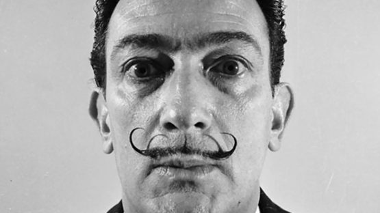 Willy Rizzo - Salvador Dali, Paris, 1966 - Image via pleasurephotoroom