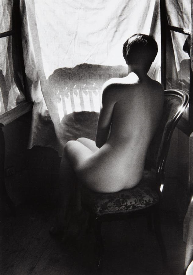 Willy Ronis-Deena de dos-1955