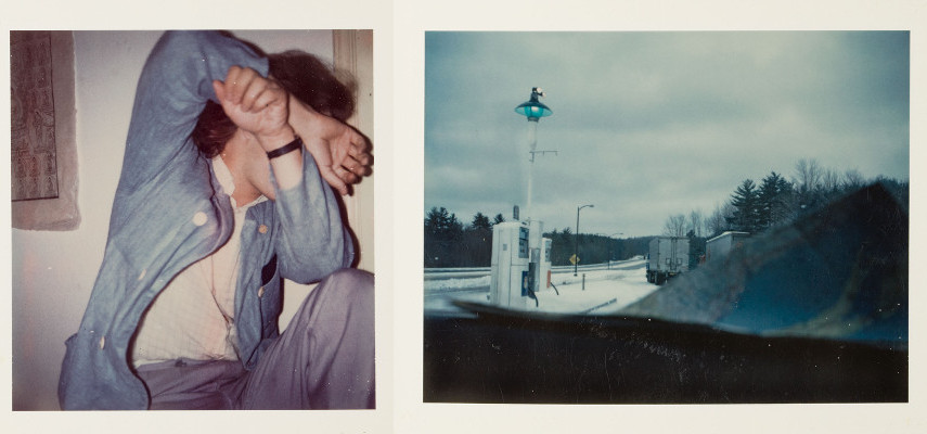 By an unknown photographer, 1971, On the Road to New England, 1972