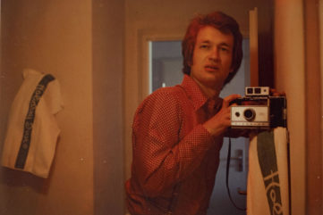 The Photographers' Gallery Presents Wim Wenders' Polaroids