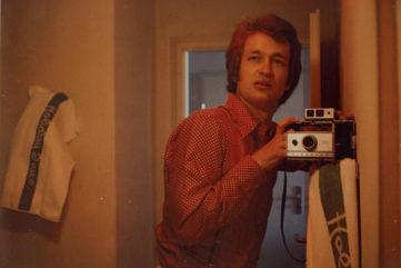 Wim Wenders - Selfportrait, 1975