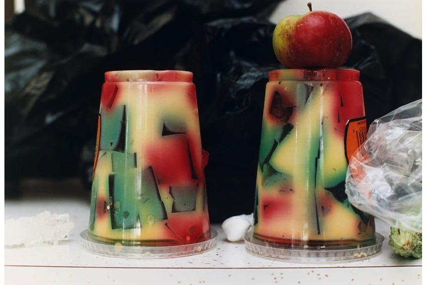 milk & gelatine, 2001