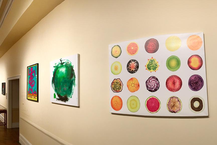 Woodward Gallery Summer Salon