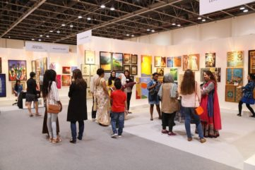 World Art Dubai 2018 - The Only Accessible and Affordable Art Fair of the Middle East