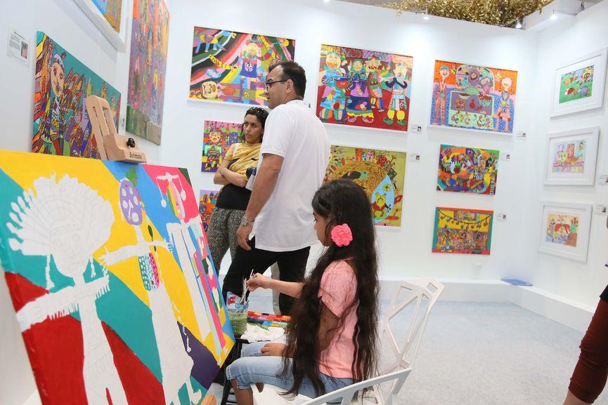 World Art Dubai in Dubai