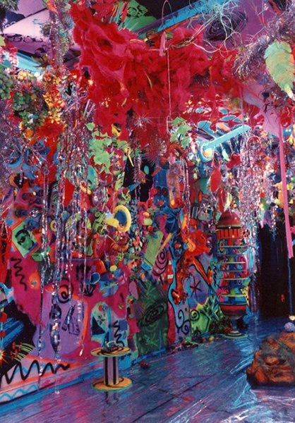 Kenny Scharf, World Gallery Miami, 1983
