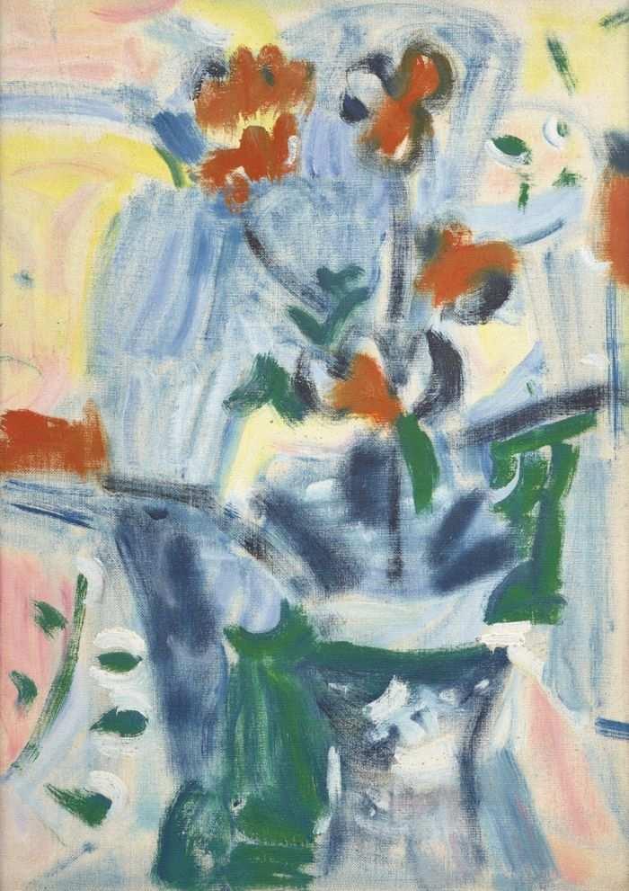 Wu Dayu-Untitled 115-1960
