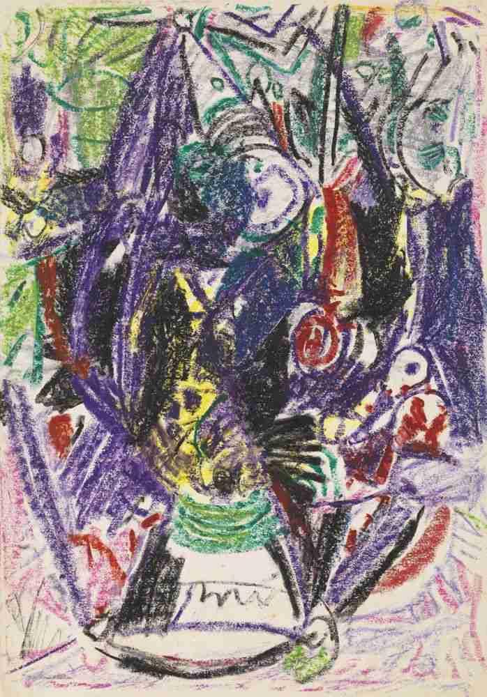 Wu Dayu-Untitled 180-1950