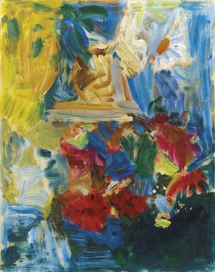 Wu Dayu-Untitled 43-1960
