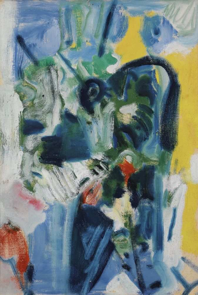 Wu Dayu-Untitled 5-1980