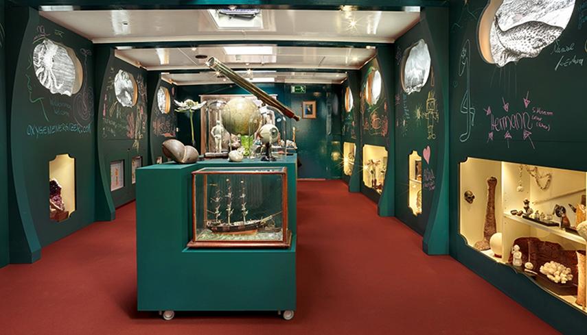 Wunderkammer Ship