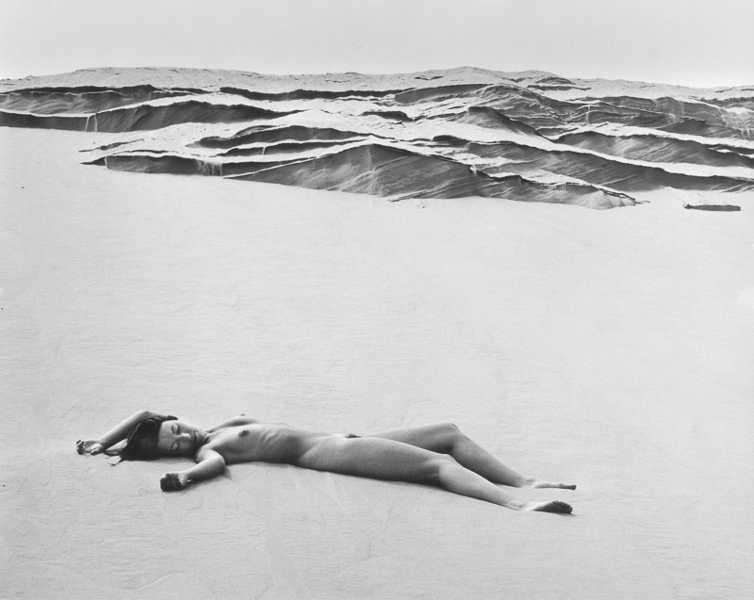 Wynn Bullock - Untitled, 1972