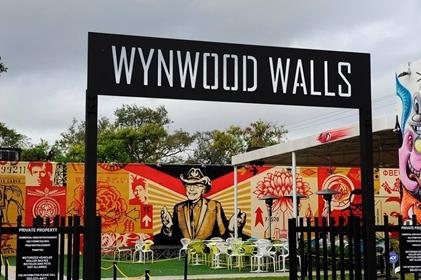 THE WYNWOOD WALLS Miami