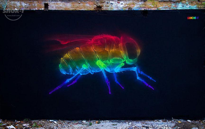 'X Rainbow 9 -SHOK-1