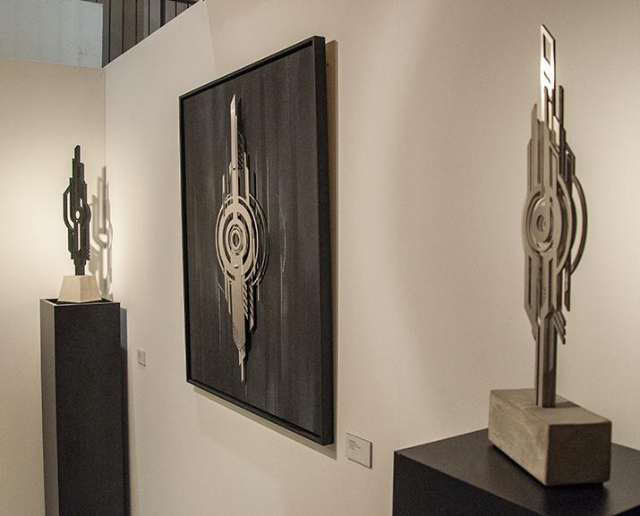 Xavier Magaldi Duran Monkey Gallery Urvanity Art 2020 Madrid