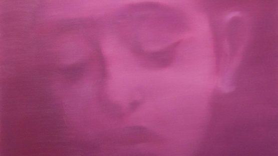 Xing Chen Fang - Visage Pastel (detail)