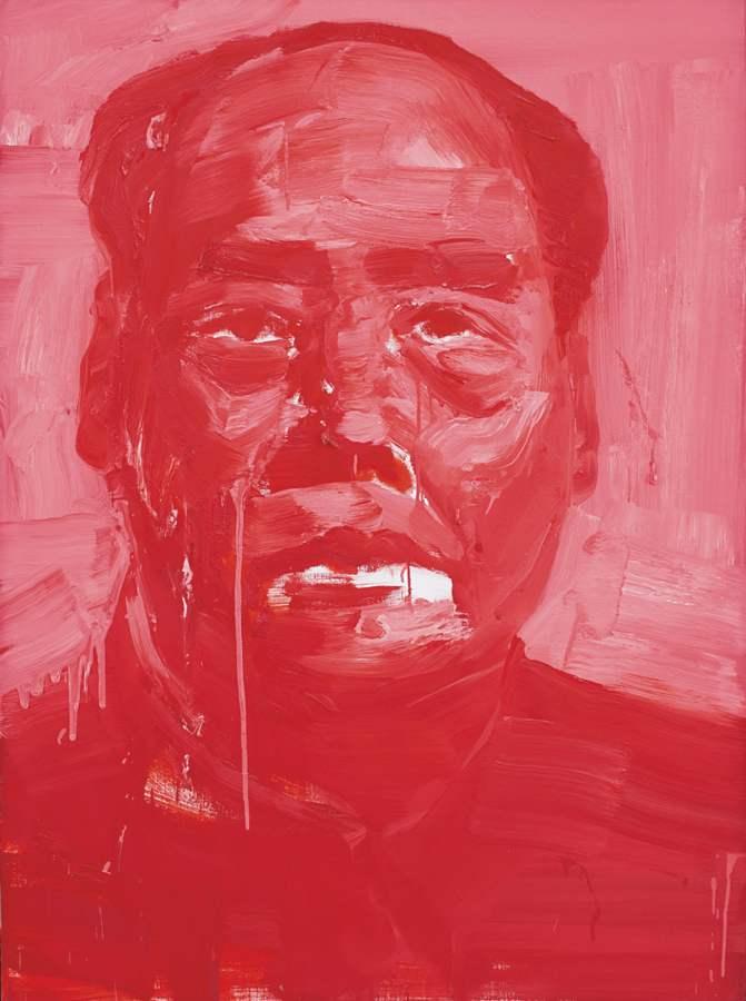 Yan Pei-Ming-Timonier 009-1998