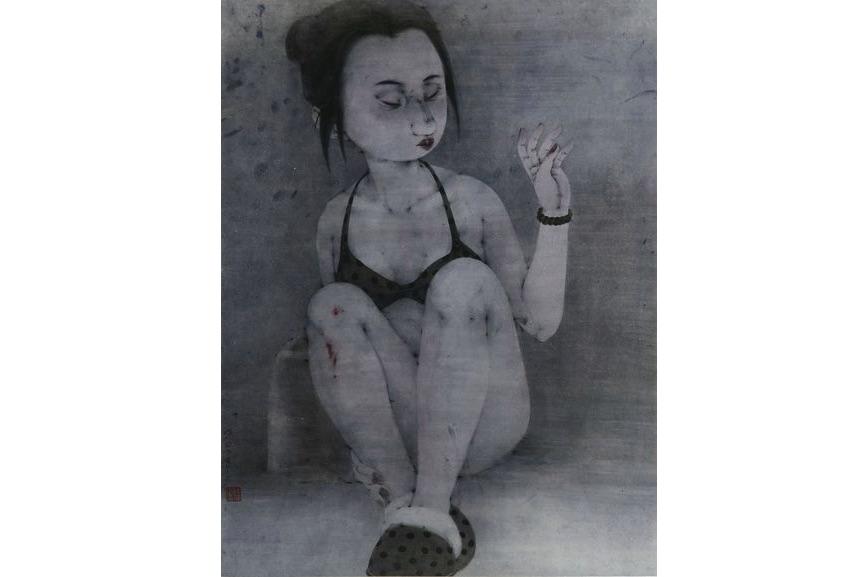 Yang She Wei - Bikini No. 4, 2008