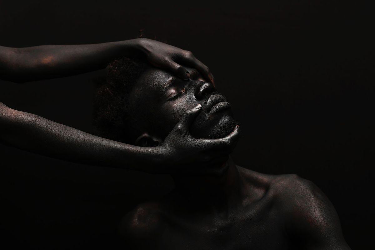 7 african photographers to watch yannis davy guibinga the darkest color iii 2017
