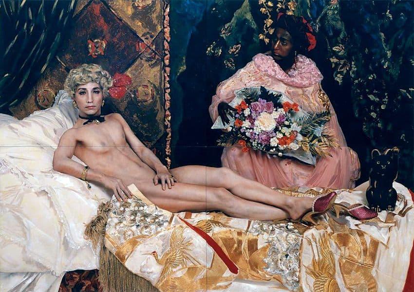 Portrait (Futago), 1988
