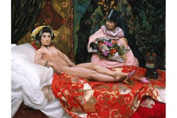 Can You Recognize Him? Yasumasa Morimura's Invasions of Art History On Show in New York