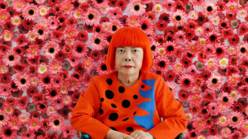 Yayoi Kusama NYBG 2020