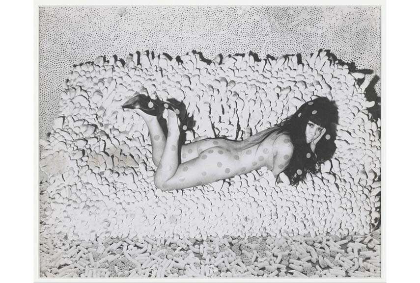 International Women's Day - Yayoi Kusama - Accumulation #2, 1966