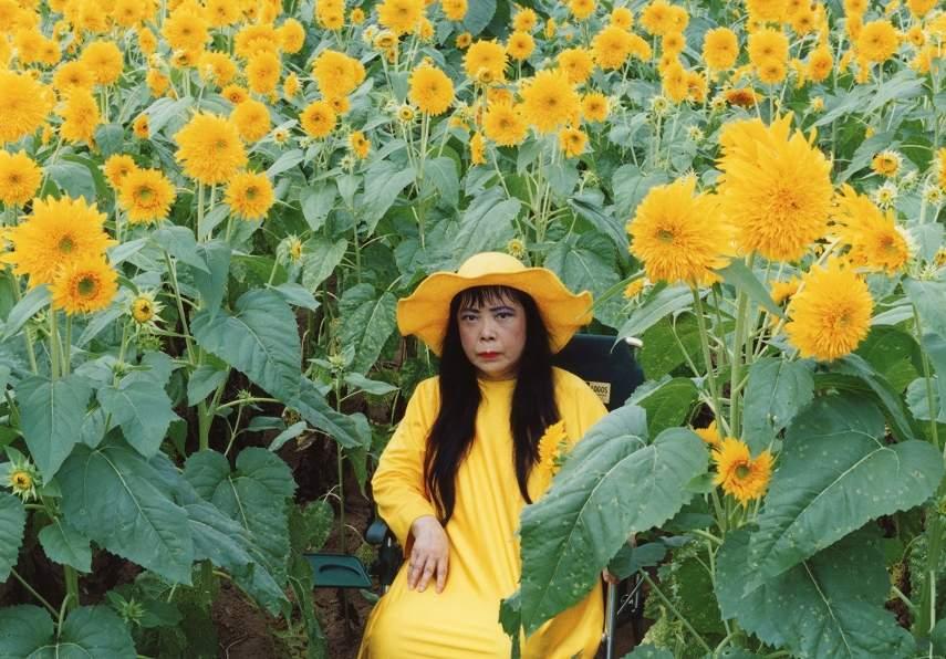 Yayoi Kusama - Flower Obsession